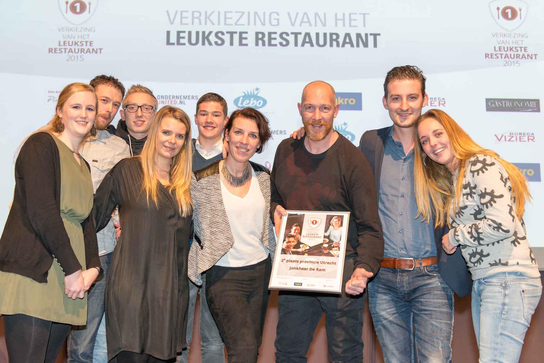 Leukste Restaurant 2015