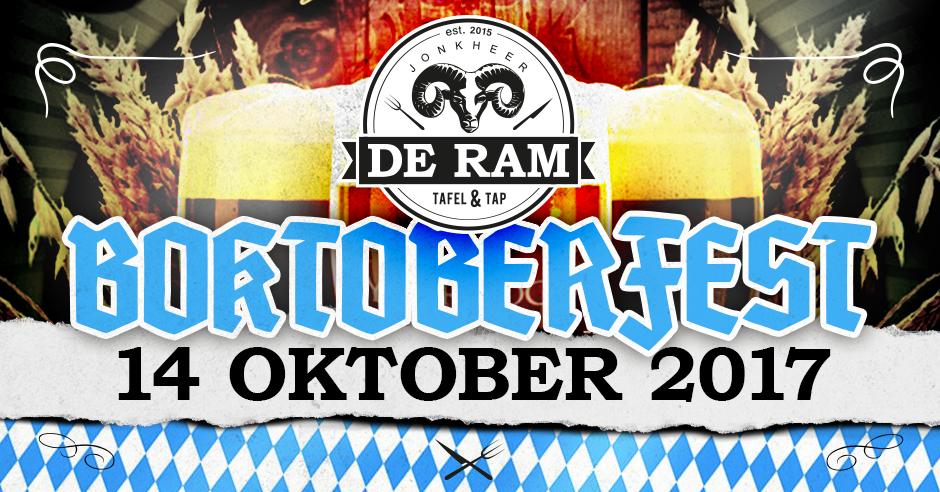 JDR Boktoberfest 14-10-2017